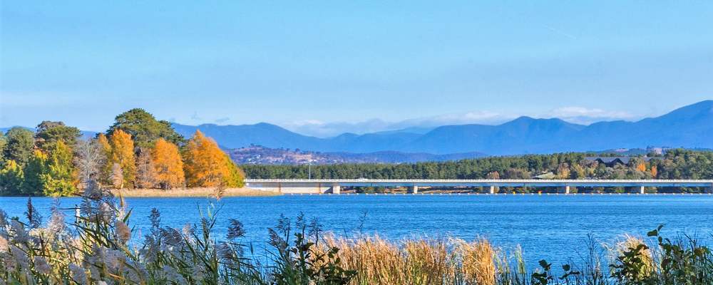 Take a mini-break in Canberra this Autumn