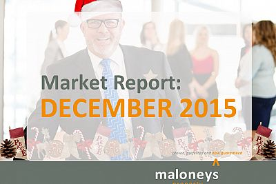 Maloney's Property Report - December