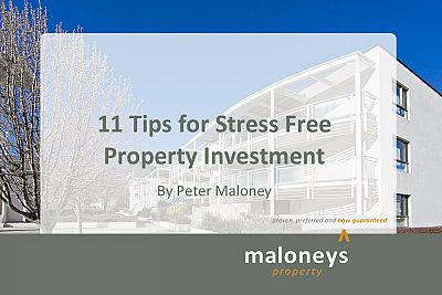 11 Tips For Stress Free Property Investment