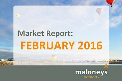 Maloney's Property Report - February
